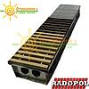 Радиатор внутрипольный Radopol KV10 350*2250
