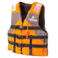 Страховочный жилет на воде Yamaha р.L, фото 1