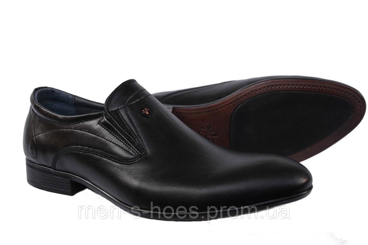 b241ad30183a Туфли мужские кожаные классические Vivaro Black : продажа, цена в Харькове.  туфли ...