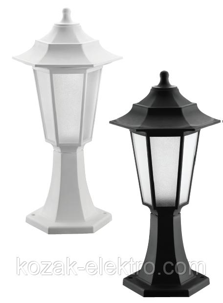 Світильник пластиковий BEGONYA-1 чорний