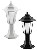 Светильник пластиковый BEGONYA-1  черный