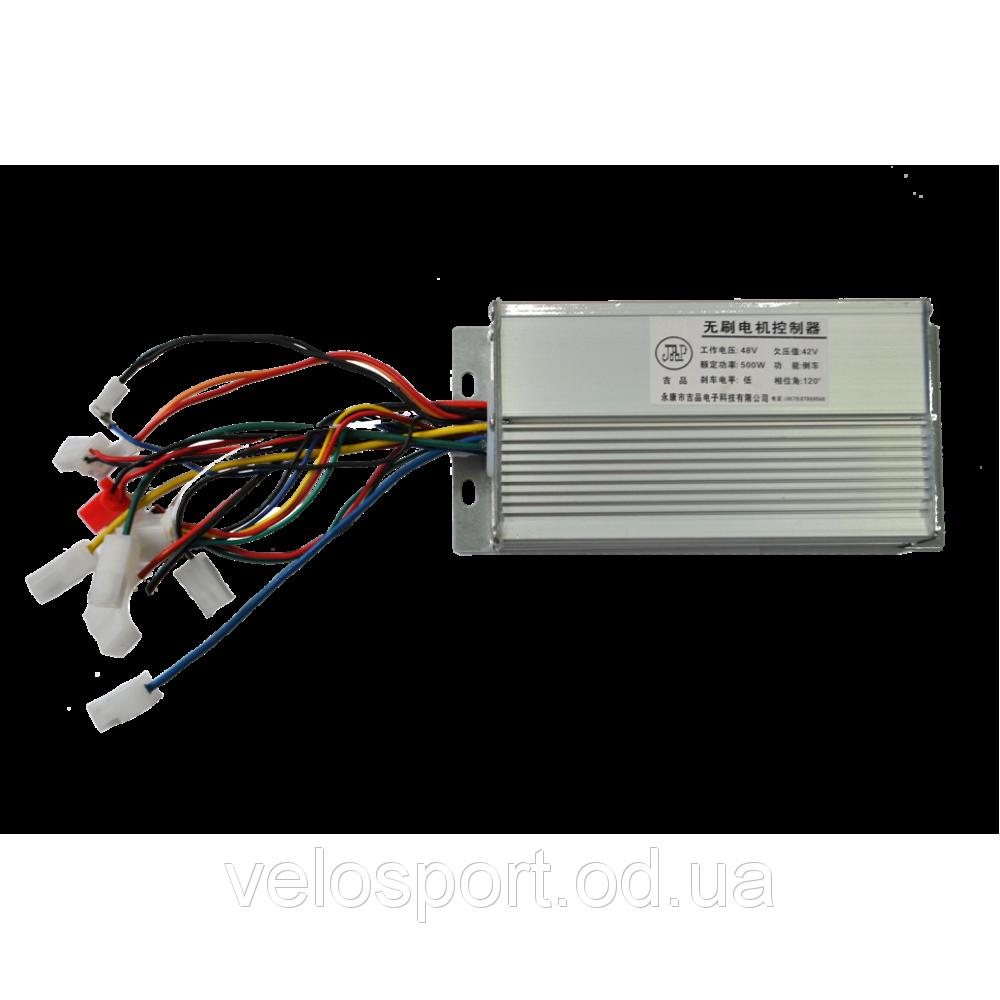 """Контроллер 48V / 500W с задним ходом для электродвигателей постоянного тока -   Интернет-магазин """"VELOSPORT.OD.UA""""  в Одессе"""
