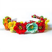 Веночек Персиковая Роза