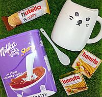 Milka slurp kakao latte 500gram