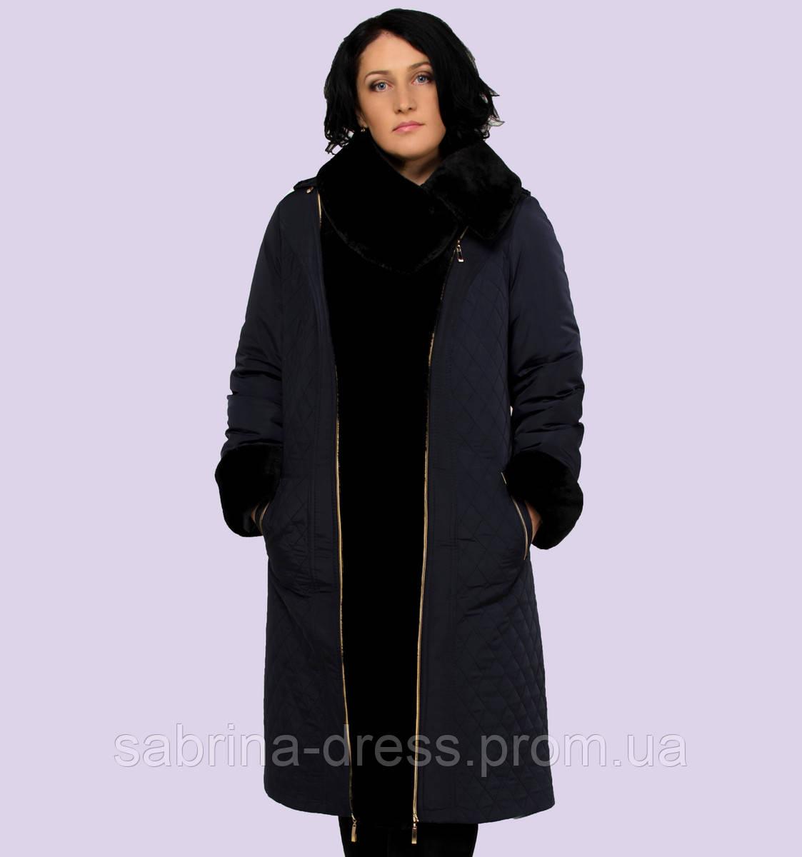 f11b05d9cfc Женское Зимние Пальто- Пуховик. Модель 4. Размеры 48-58 — в ...