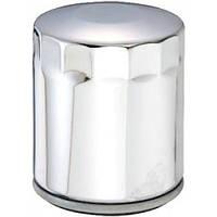 Фильтр масляный Hiflo HF171C хромированный