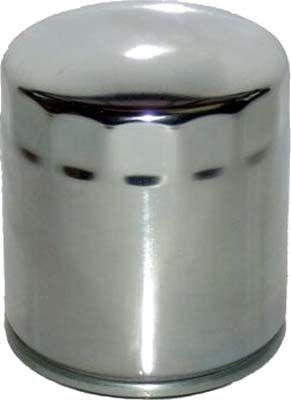 Фильтр масляный Hiflo HF174C хромированный