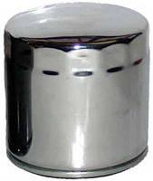 Фильтр масляный Hiflo HF303C хромированный