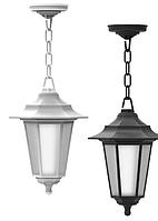 Светильник пластиковый BEGONYA-3  белый