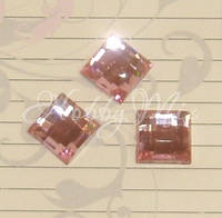 Стразы Pink 5 шт., фото 1