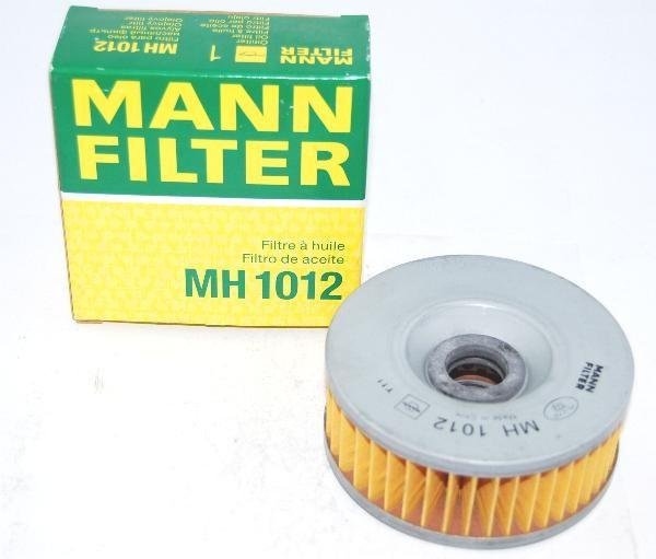 Фильтр масляный Mann MH 1012