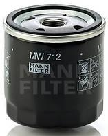 Фильтр масляный Mann MW 712 для мотоциклов BMW