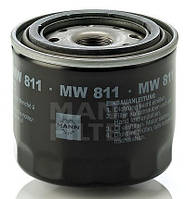 Фильтр масляный Mann MW 811 для мотоциклов Suzuki