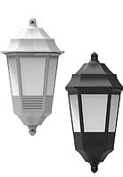 Светильник пластиковый WALL LAMP  белый