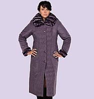 Женское зимние пальто- пуховик. Модель 10-А. Размеры 62-66 ec46a034fe574