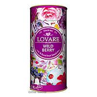 Чай Lovare Дикие Ягоды (80 г) рассыпной