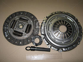Комплект сцепления Audi TT 1998-2006 (1.8T) Диск+Корзина+выжимной Valeo