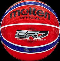 Баскетбольный мяч Molten GR7 /RB