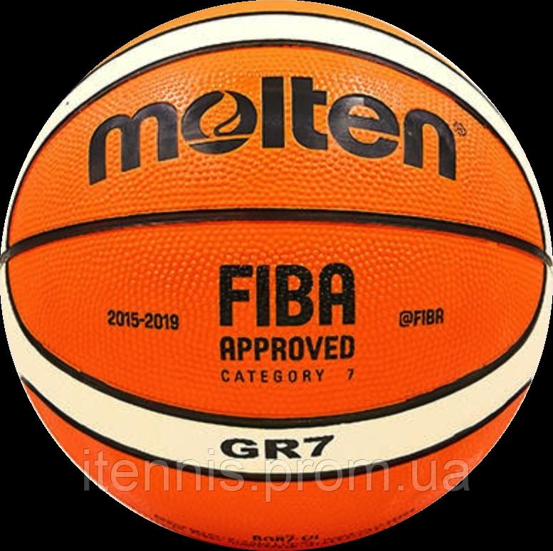 Баскетбольный мяч Molten GR7 FIBA APP NEW!