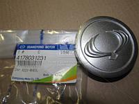 Колпак колеса центральный (литой диск) Actyon, Kyron, New Actyon, Rexton, Tivoli (производство SsangYong) (арт. 4178031231), AAHZX