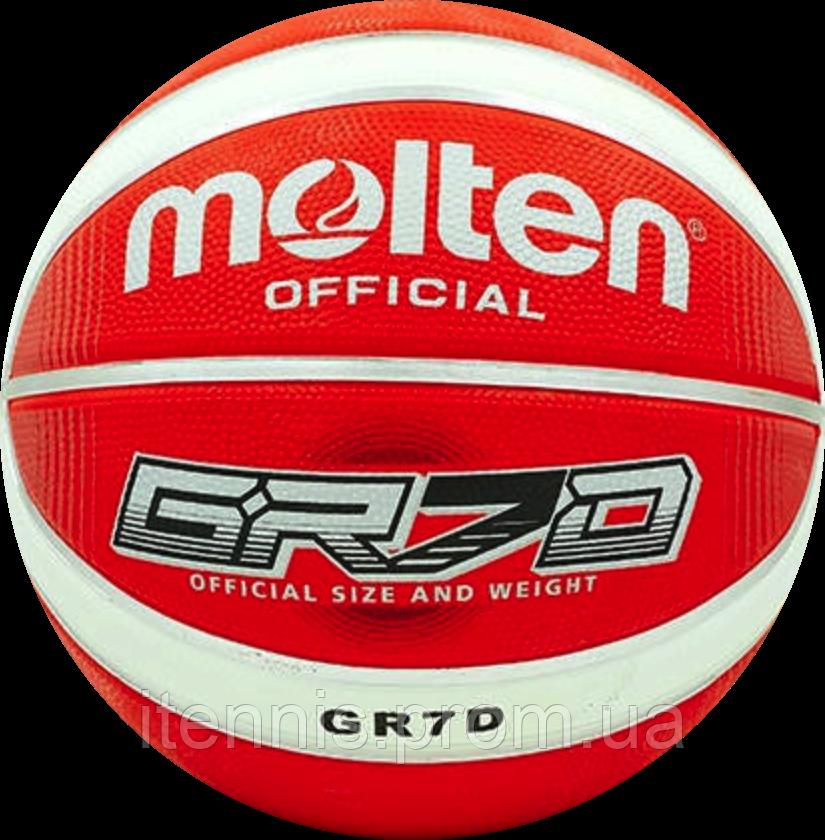 Баскетбольный мяч Molten GR7D /WRW