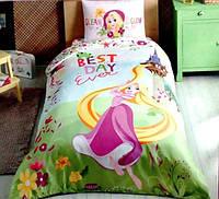 Постельное белье TAC DISNEY Rapunzel Dream полуторный