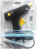 """Клеевой пистолет 8 мм (термопистолет) """"Sigma"""", 10Вт (2721011), фото 2"""