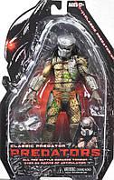 """Фигурка Хищник """"Поврежденный в бою"""" -  Battle Damaged Classic Predator, Series 2, Neca, фото 1"""