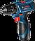 Дриль-шурупокр. акум. Bosch GSR 120-LI Prof. (Li-Ion 12V;1,5Ач; 30Hm) 0.601.9F7.001