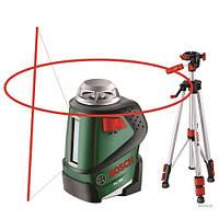 Нівелір лазерний Bosch PLL 360 Set + тринога (20м; 2л.; гориз.360°) 0.603.663.001, фото 1