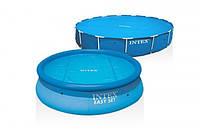 Тент для бассейна Intex 29021 диаметр 305