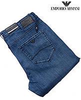 Мужские джинсы синего цвета Armani,W-44-50