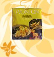Тесто для вонтонов толстое( в основном для супа), 250г, Дж