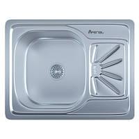 Мойка для кухни врезная 5062 Decor 0.6 мм