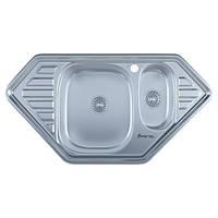 Мойка для кухни врезная 9550C Decor