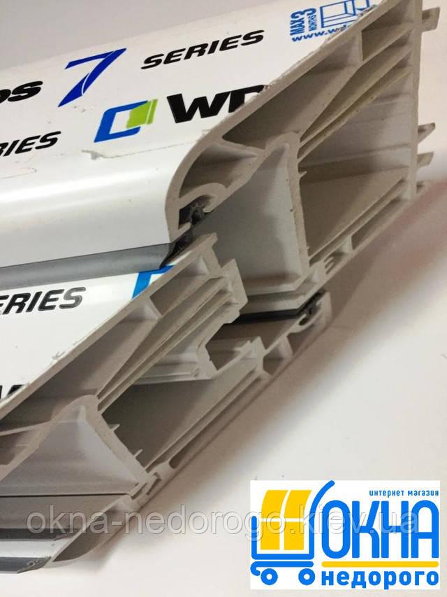 Пластиковые окна WDS 7 серии