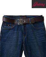 Классные мужские джинсы Brioni с ремнем ,Новинка! Большие размеры в наличии.