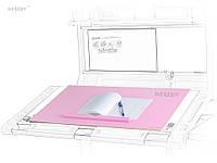 Настольное покрытие MAT-bar, розовое