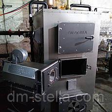 Пеллетный предтопок 200 кВт (пеллетная горелка высокой мощности) DM-STELLA , фото 3