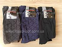 Носки мужские Milano lucra цех опт