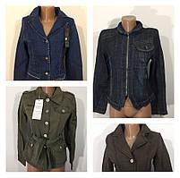 Джинсовые пиджаки женские норма и батал
