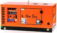 Дизельная электростанция 10 кВт EUROPOWER EPS123DEв кожухе