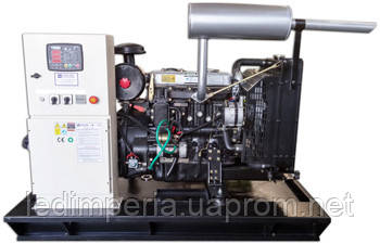 Дизельная электростанция 24 кВт Matari MR 22 в кожухе