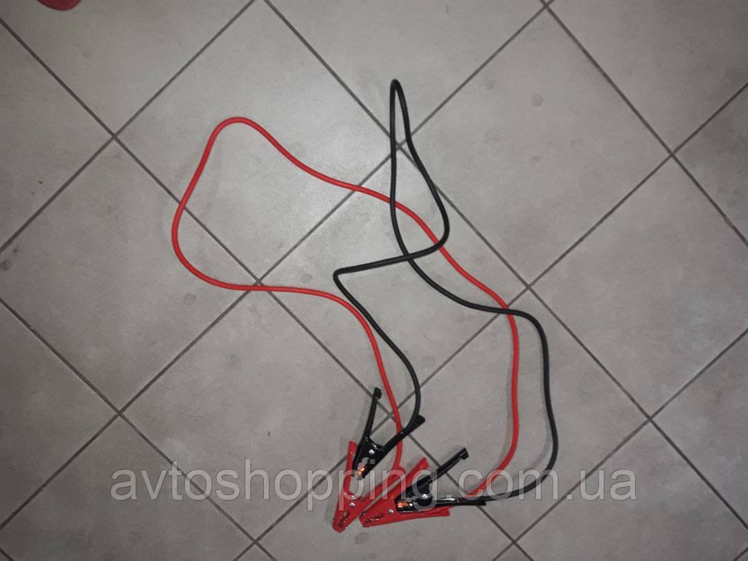 Прикуриватель, пусковой провод для аккумулятора 500 А,Пусковые провода 2  м