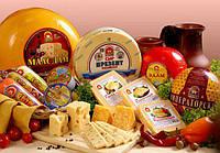 Сыр из Украины на зарубежных рынках дороже европейского