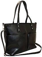 Женская кожаная сумка Отличное качество, фото 1