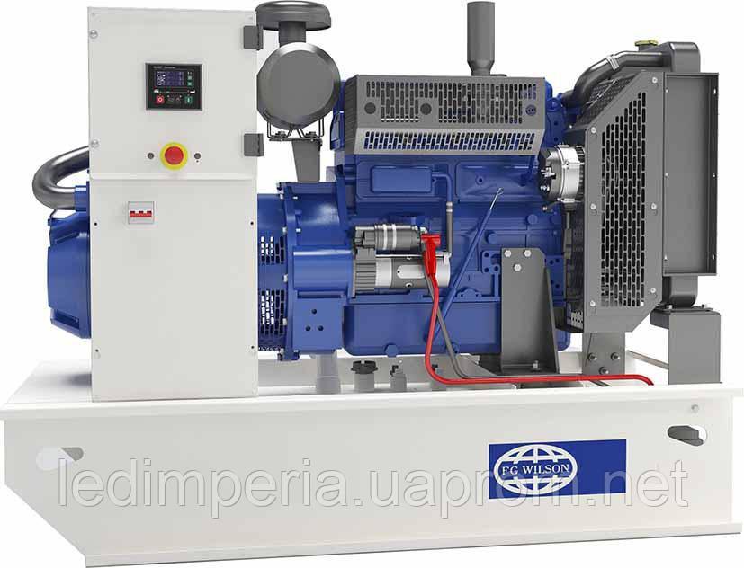 Дизель генератор 100 кВтFGWILSON F125-1в кожухе