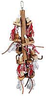 """Игрушка для попугая """"Дерево с канатами"""" 45см, Trixie"""
