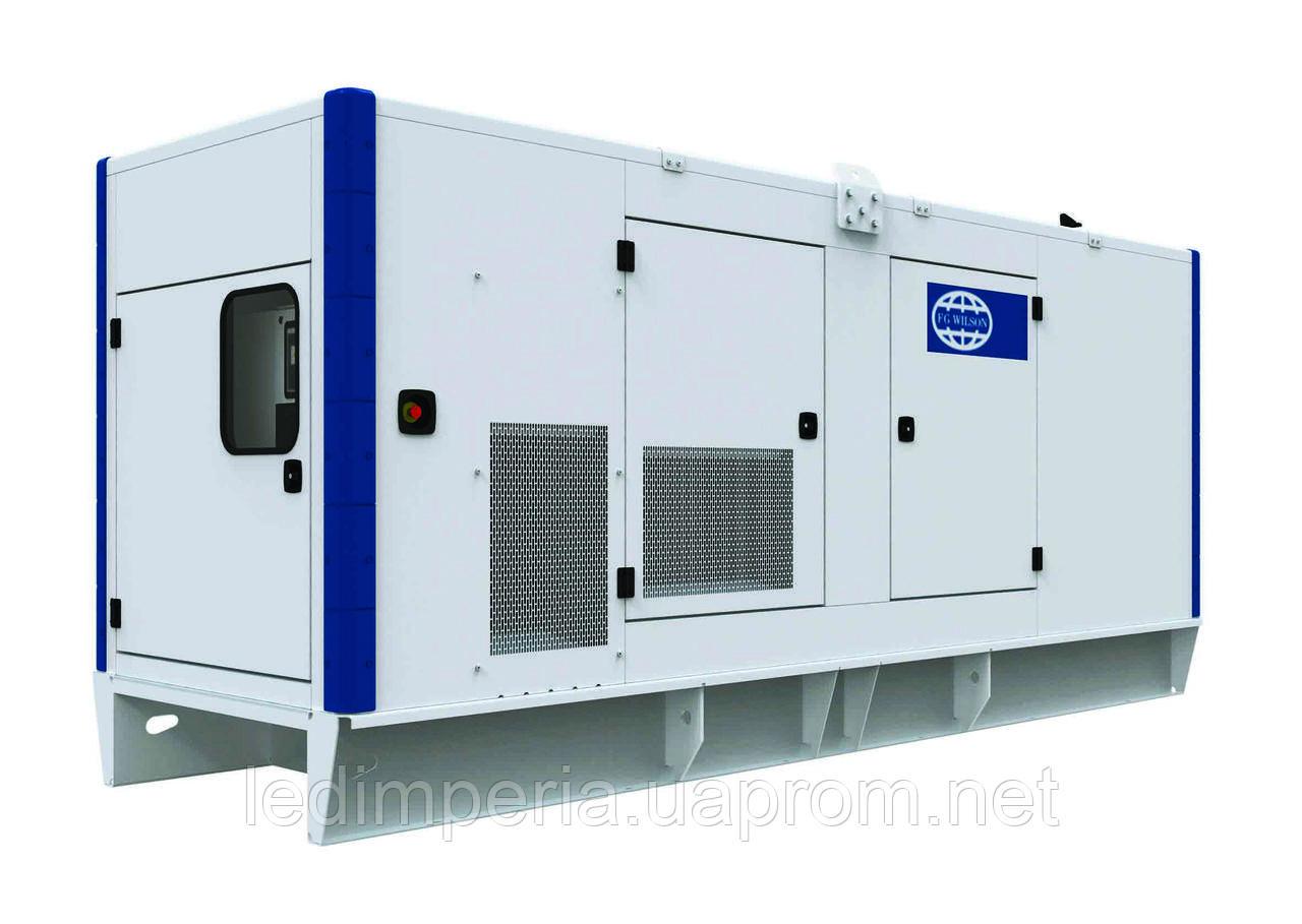 Генератор дизельный 439,9 кВтJCB G550QX в кожухе