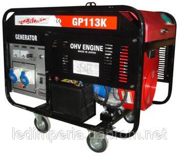 Электростанция бензиновая 15 кВт SDMO TECHNIC 20000 TE AVR C открытого типа